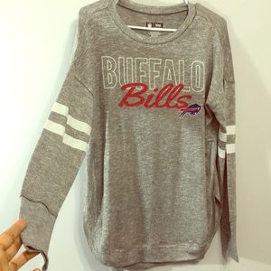 NFL Sleep wear Buffalo Bills Women's T-shirt Sz M